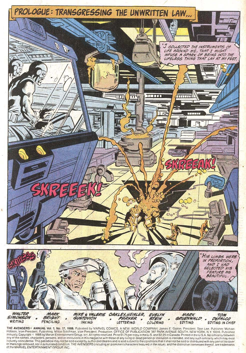 The Avengers (1963) _Annual_17 Page 2