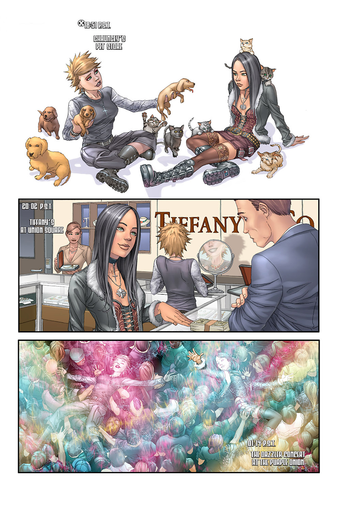Read online X-23: Target X comic -  Issue #2 - 20