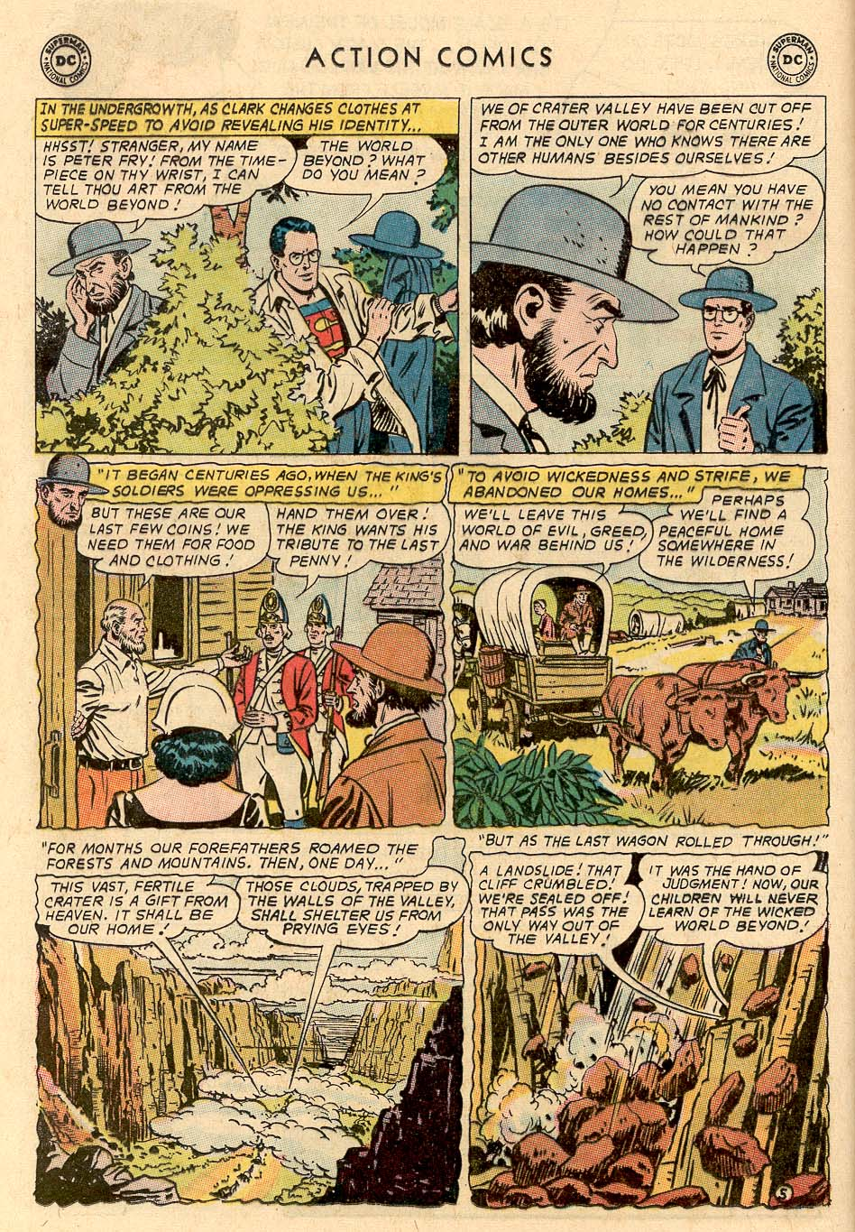 Read online Action Comics (1938) comic -  Issue #324 - 8