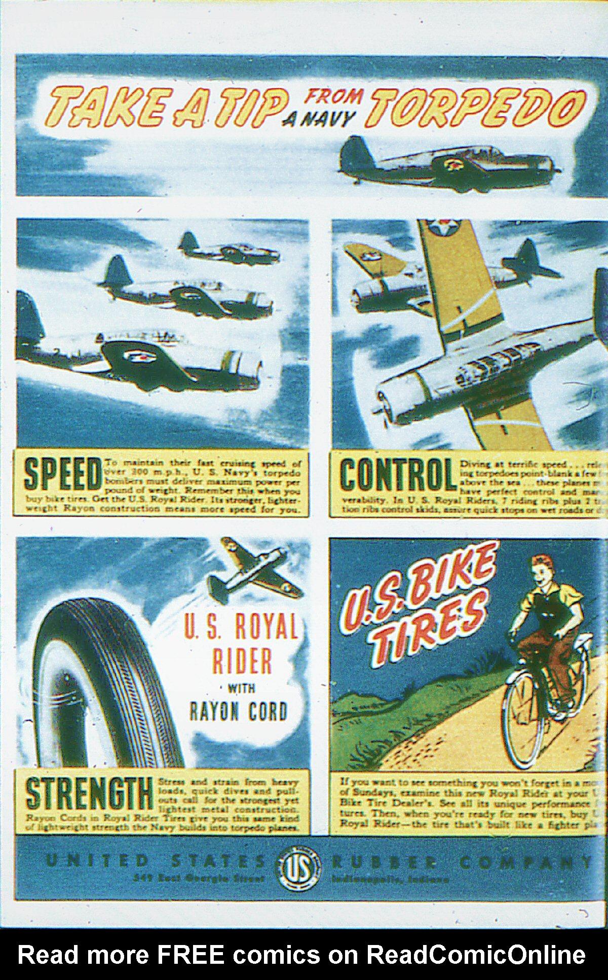 Read online Adventure Comics (1938) comic -  Issue #66 - 68
