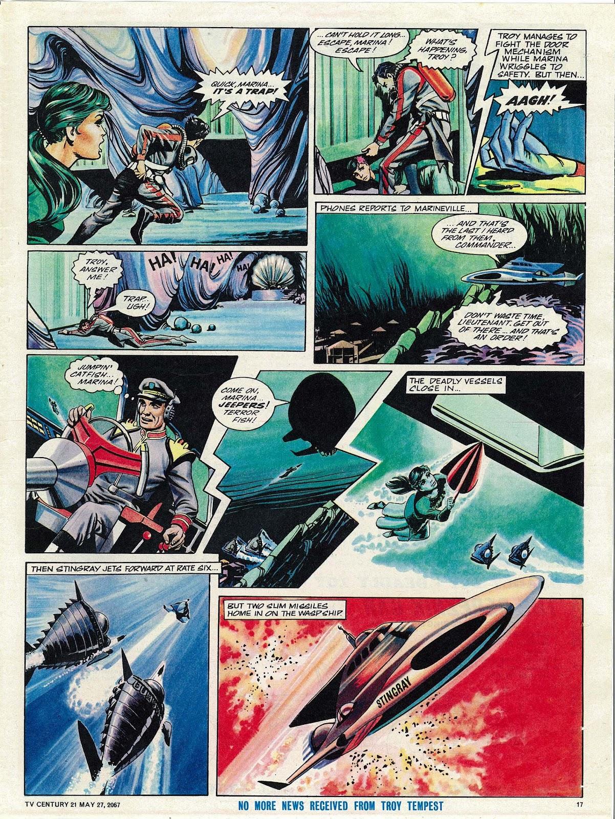 TV Century 21 (TV 21) issue 123 - Page 16