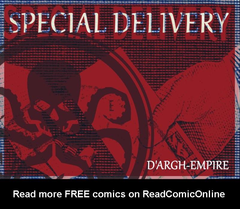 Dark Ark Issue # 15 - ReadComic.Org