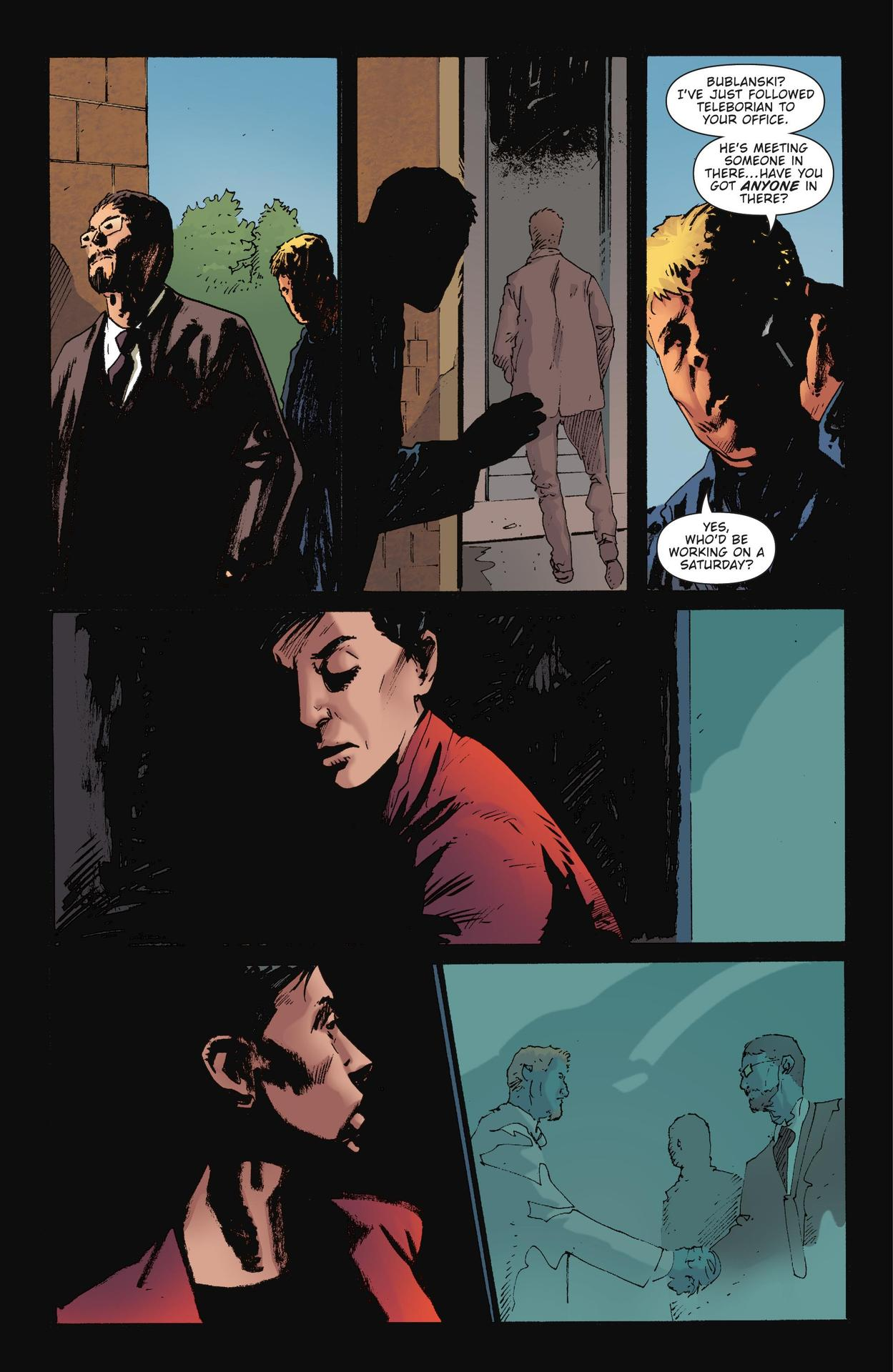 Read online The Girl Who Kicked The Hornet's Nest comic -  Issue # TPB - 191