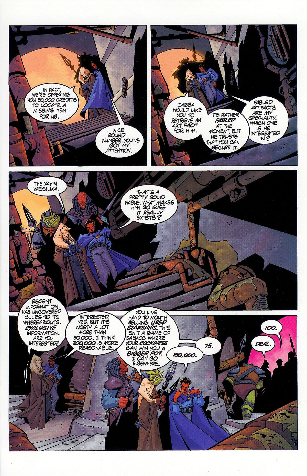 Read online Star Wars Omnibus comic -  Issue # Vol. 12 - 110