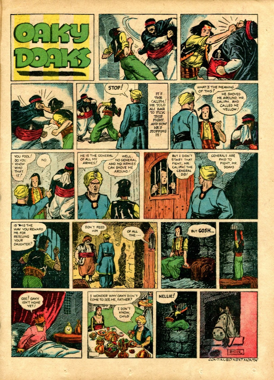 Read online Famous Funnies comic -  Issue #72 - 41