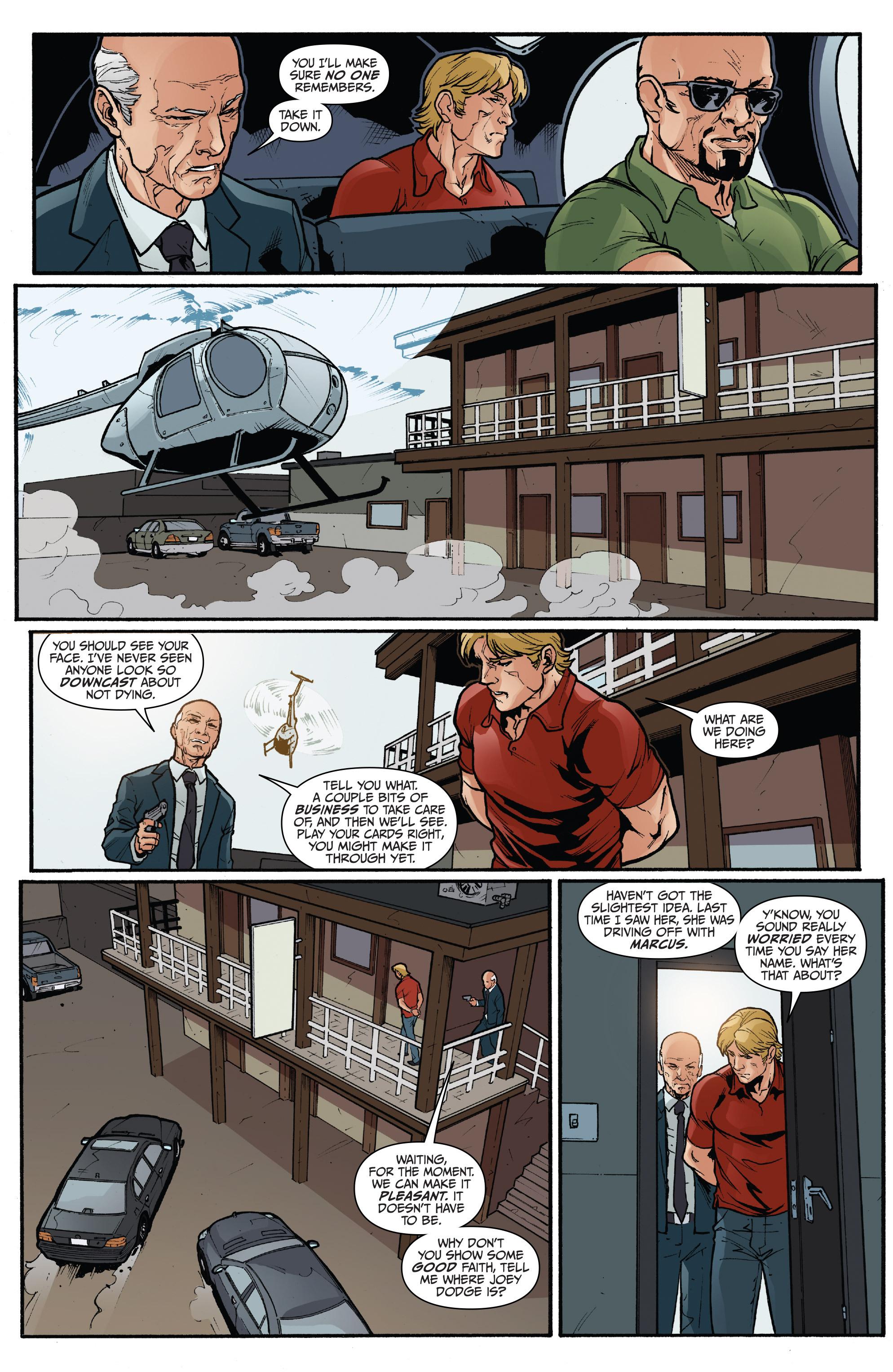 Read online 3 Guns comic -  Issue #4 - 17