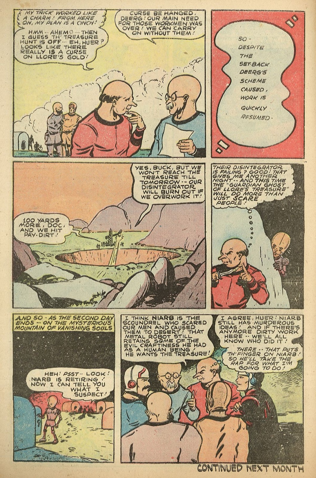 Read online Famous Funnies comic -  Issue #148 - 8