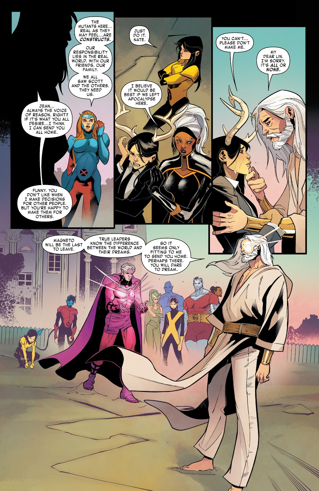 Read online Age of X-Man Omega comic -  Issue # Full - 27