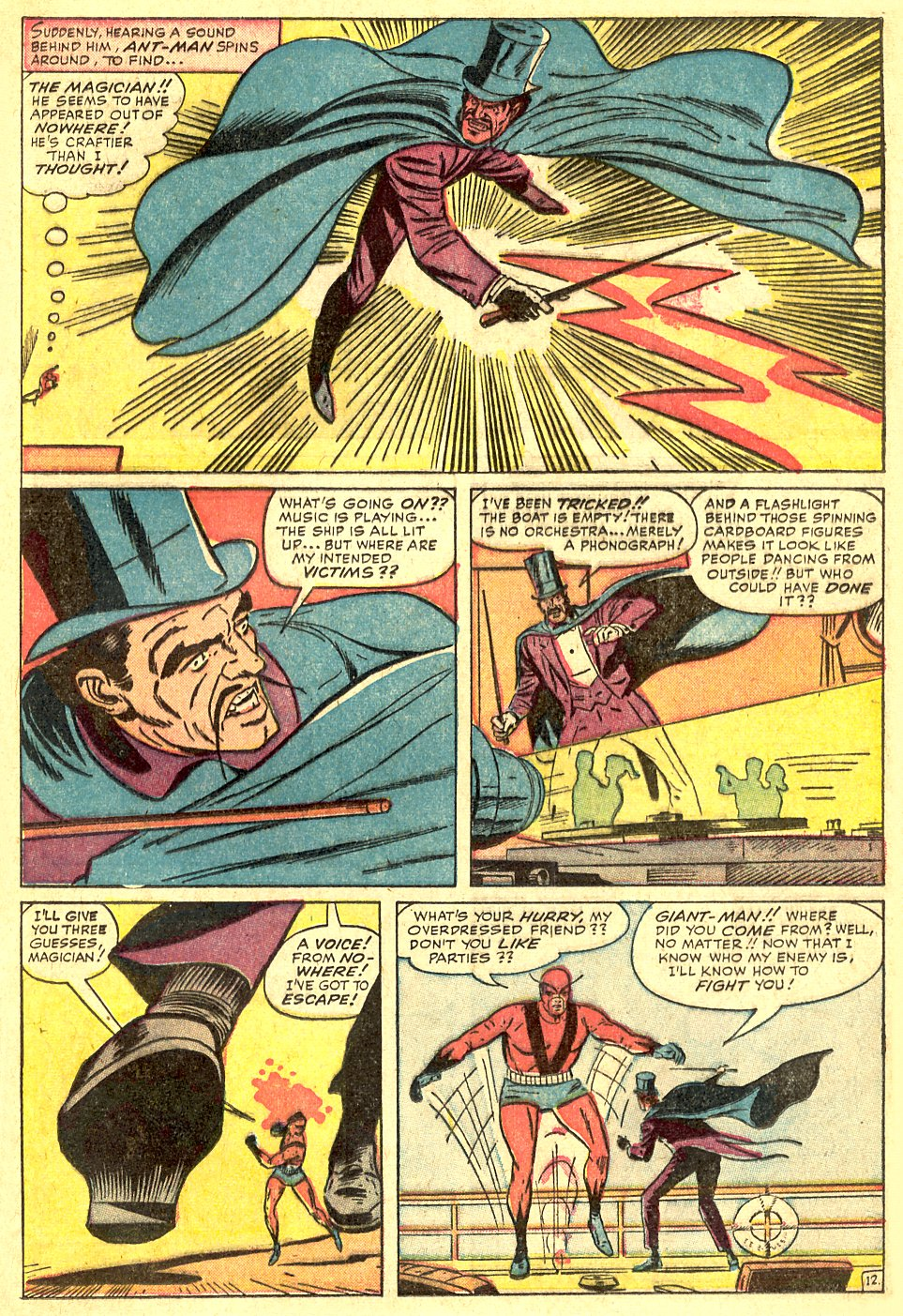 Tales to Astonish (1959) issue 56 - Page 17