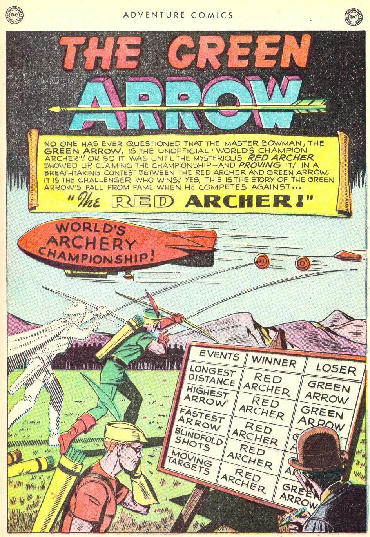 Read online Adventure Comics (1938) comic -  Issue #146 - 23