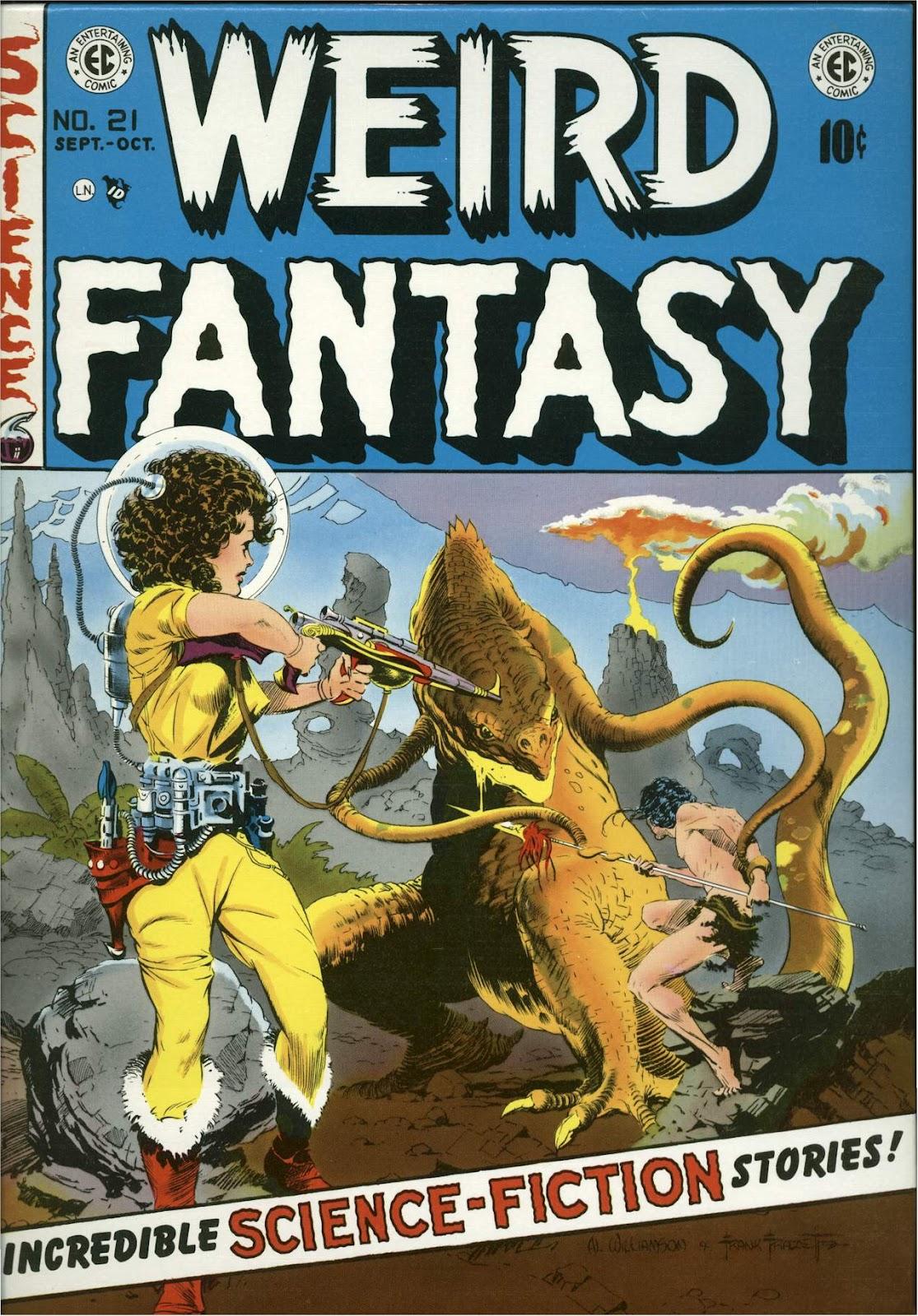 Weird Fantasy (1951) issue 21 - Page 1