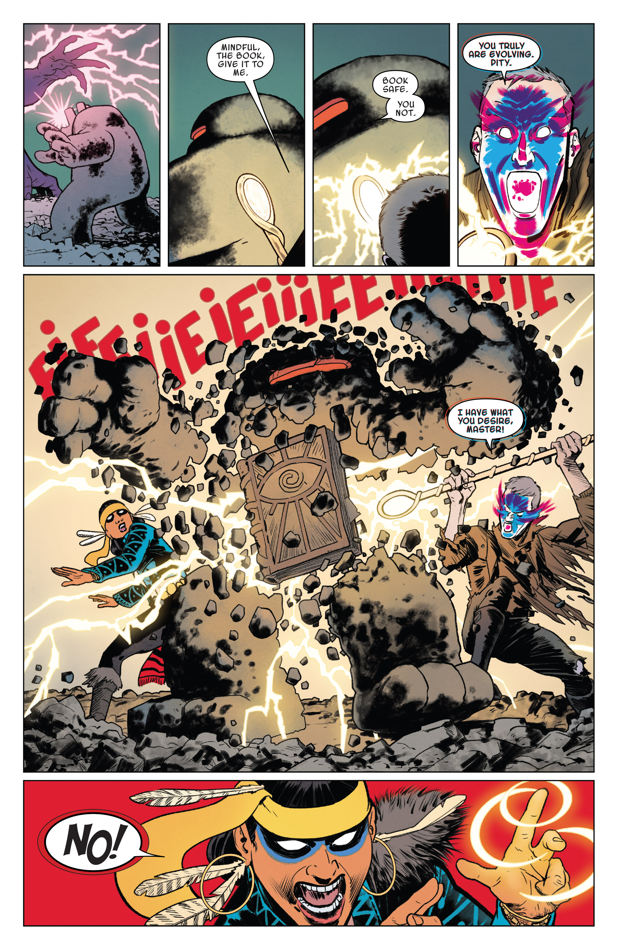Read online Doctor Strange and the Sorcerers Supreme comic -  Issue #8 - 16