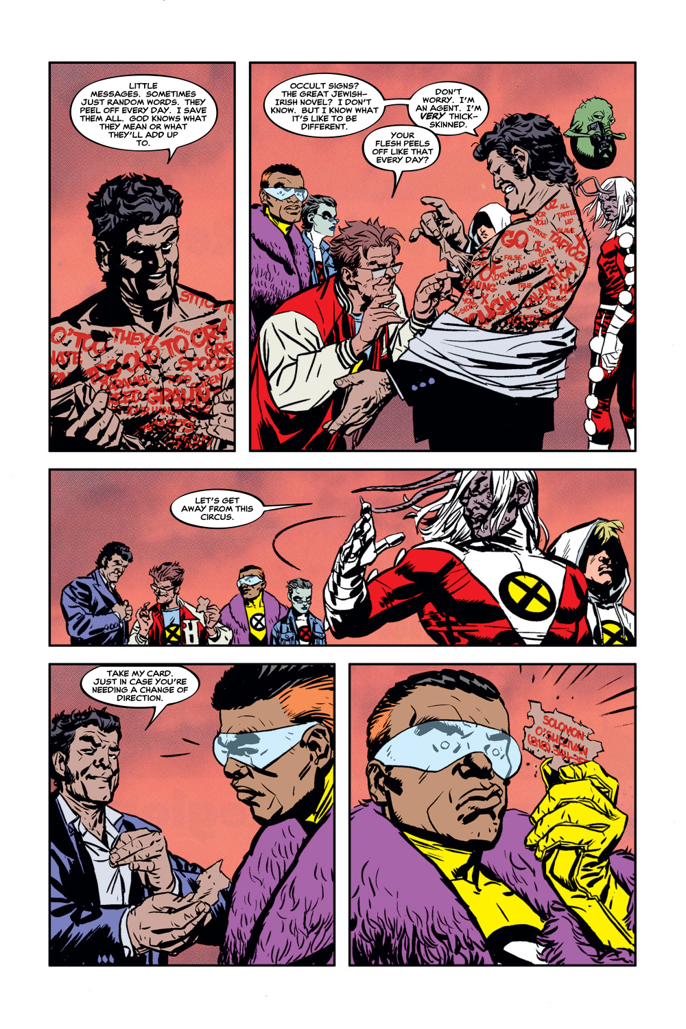 Read online X-Force (1991) comic -  Issue #129 - 16