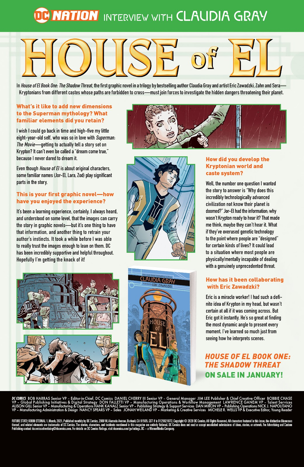 Future State: Robin Eternal issue 1 - Page 27