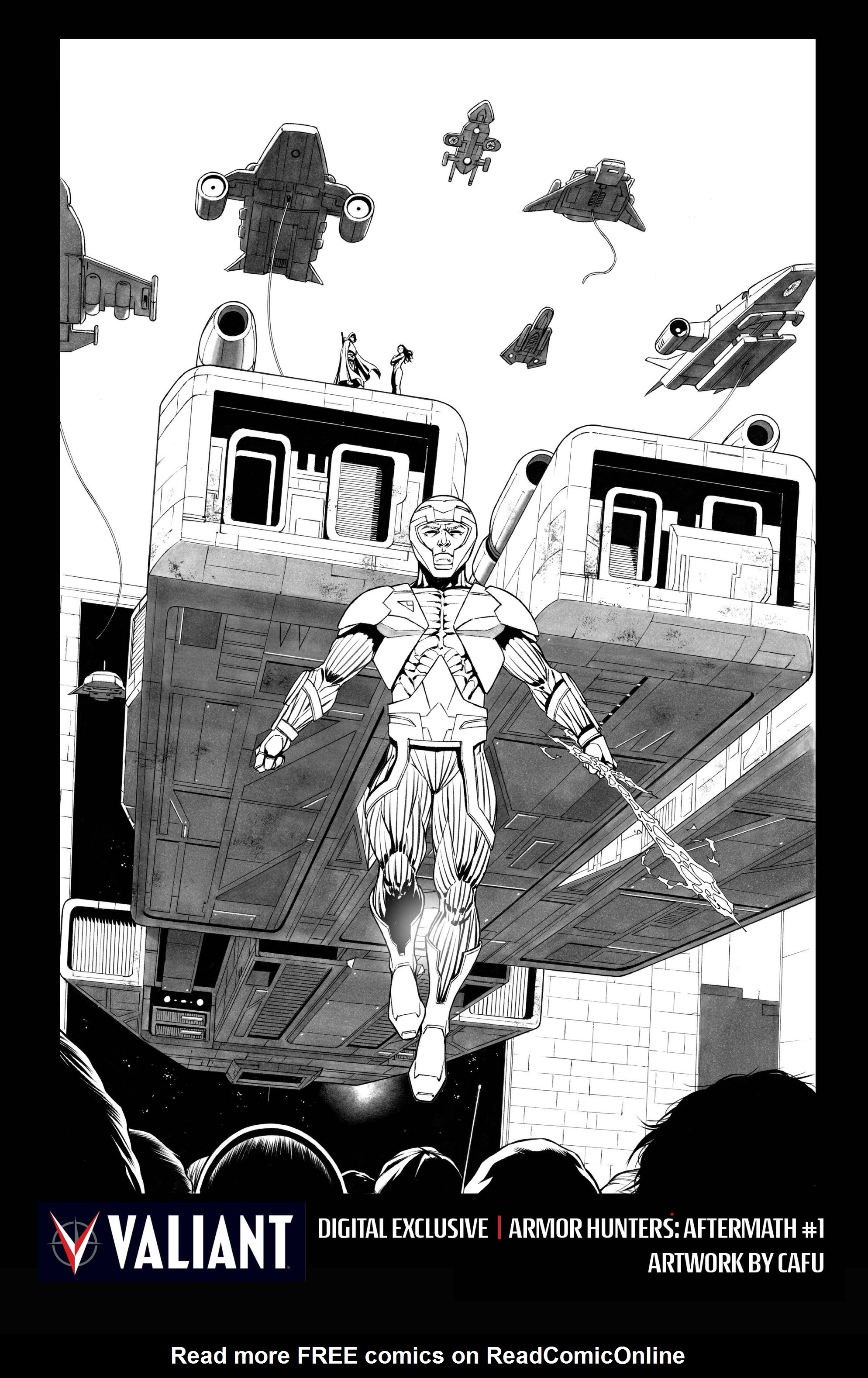 Read online Armor Hunters: Aftermath comic -  Issue # Full - 31