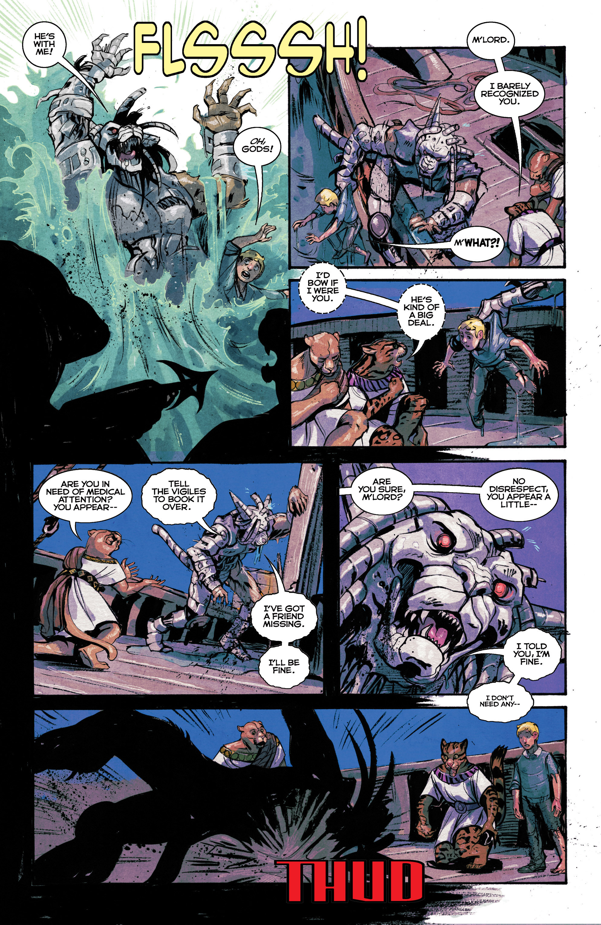 Read online Shutter comic -  Issue #15 - 12