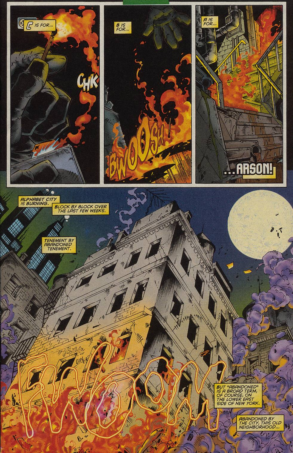 X-Man 22 Page 1
