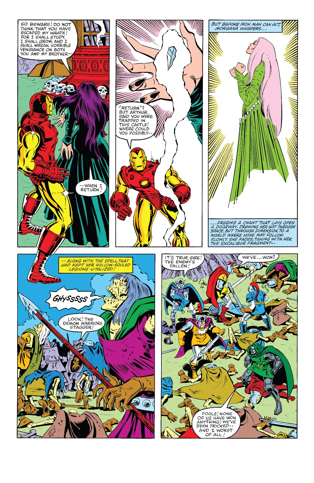 Read online Marvel Tales: Iron Man comic -  Issue # Full - 69