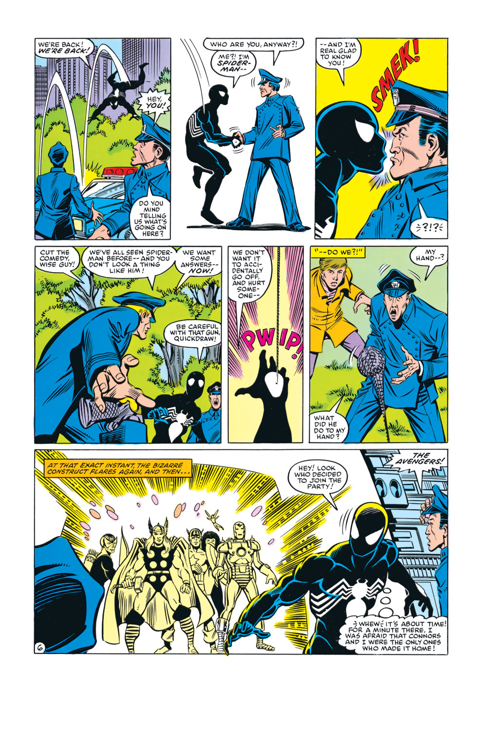The Amazing Spider-Man (1963) 252 Page 6