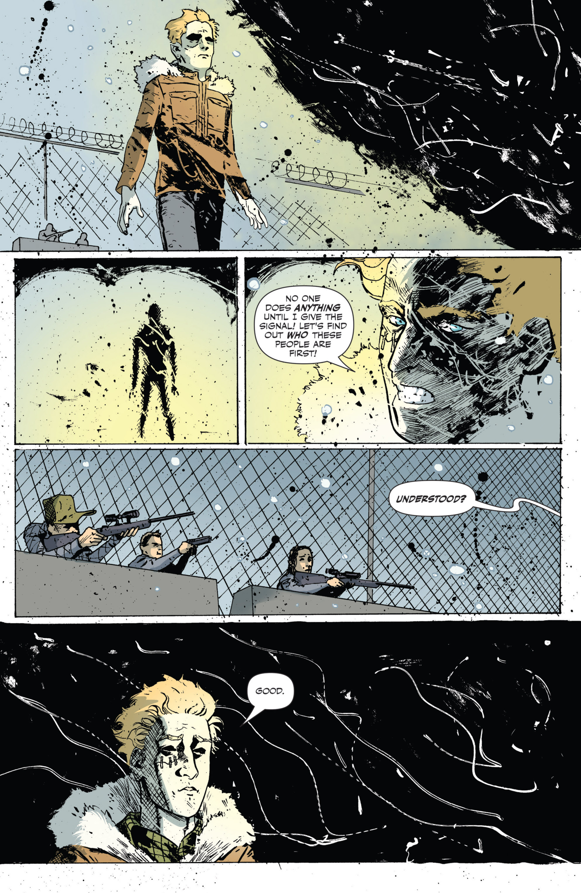 Read online Sheltered comic -  Issue #5 - 22