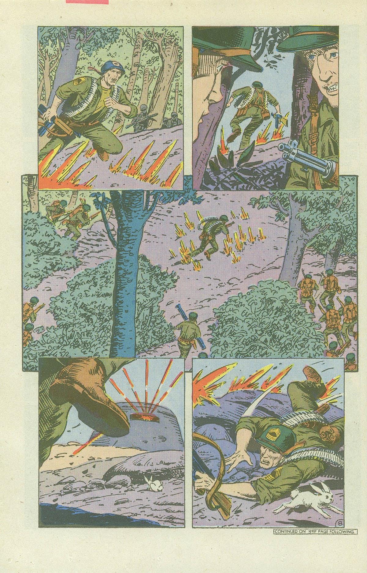 Read online Sgt. Rock comic -  Issue #420 - 11