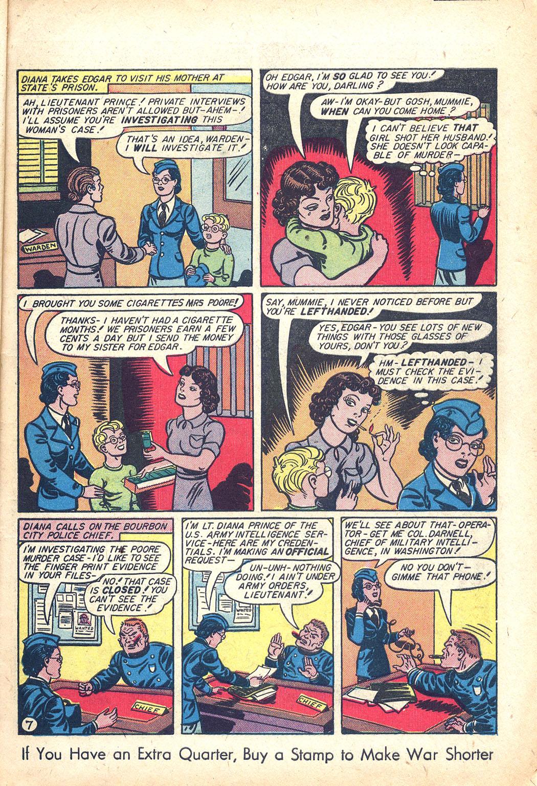 Read online Sensation (Mystery) Comics comic -  Issue #34 - 9