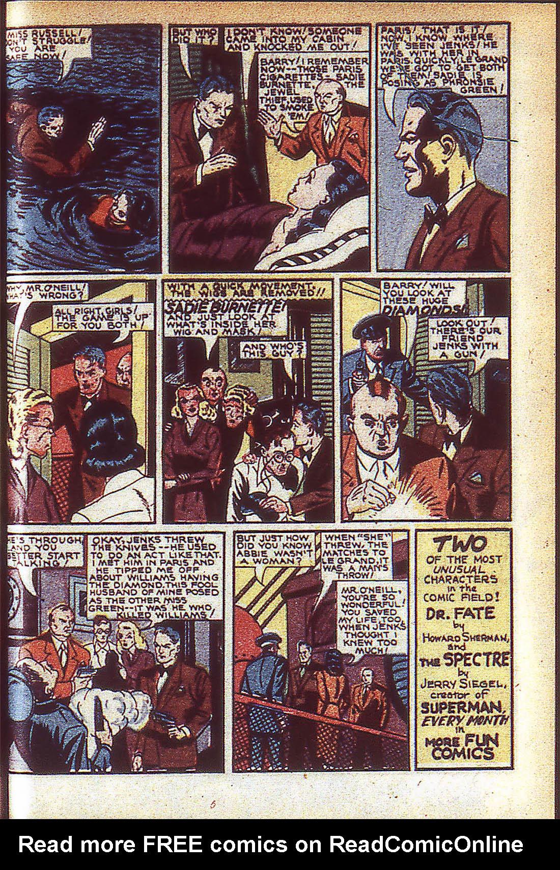 Read online Adventure Comics (1938) comic -  Issue #59 - 18