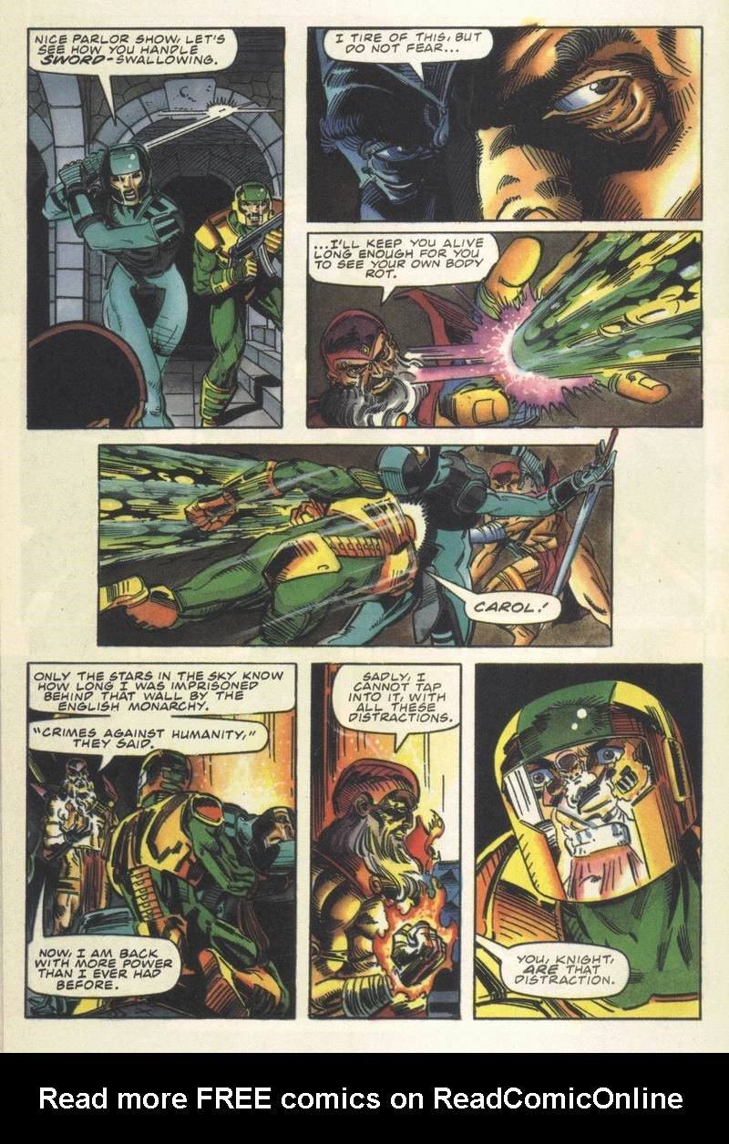 Read online Secret Weapons comic -  Issue #13 - 15