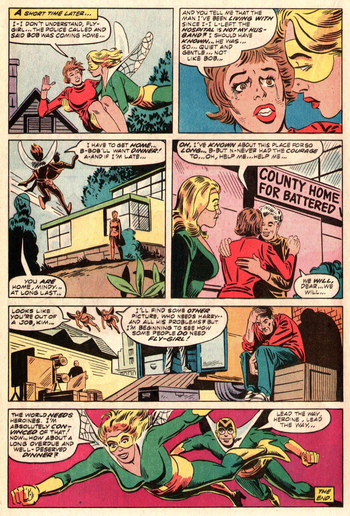 Read online The Fly (1983) comic -  Issue #3 - 19