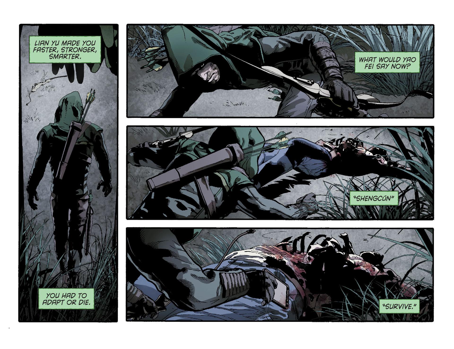 Read online Arrow [II] comic -  Issue #23 - 19