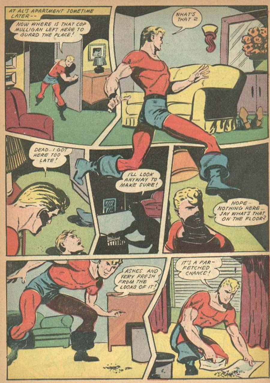 Zip Comics issue 47 - Page 36