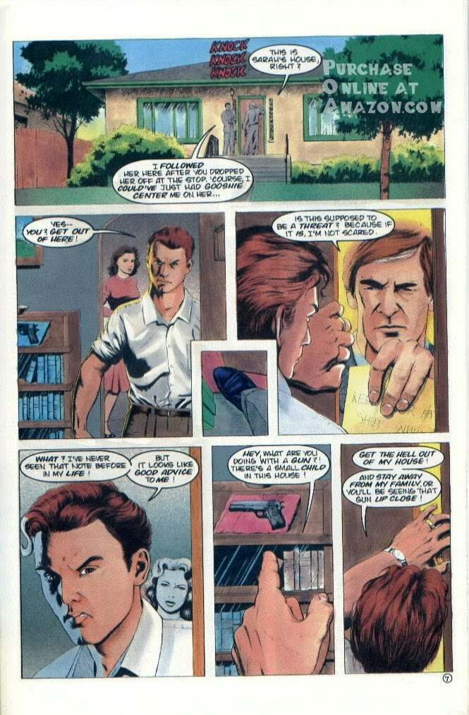 Read online Quantum Leap comic -  Issue #7 - 23