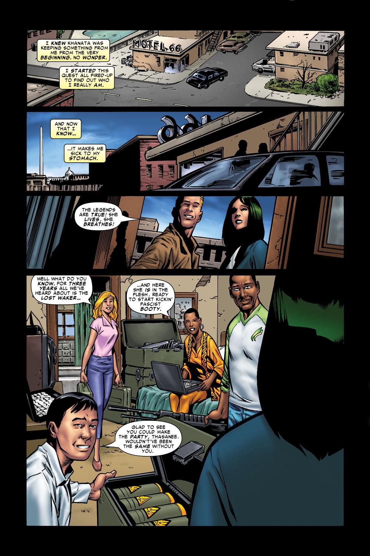 Read online Amazing Fantasy (2004) comic -  Issue #11 - 6