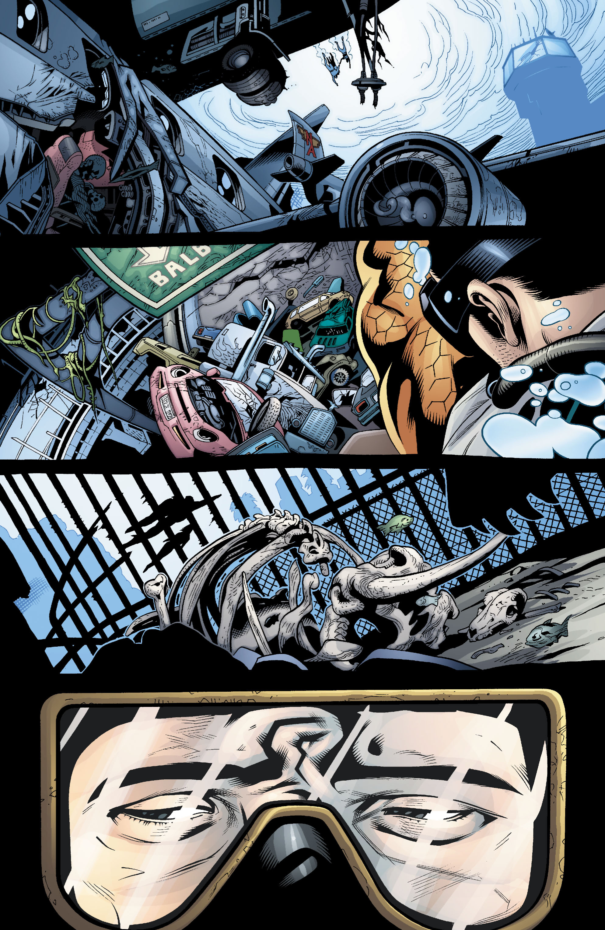 Read online Aquaman (2003) comic -  Issue #20 - 5