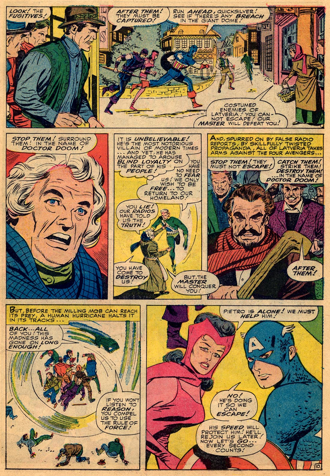 The Avengers (1963) 25 Page 13