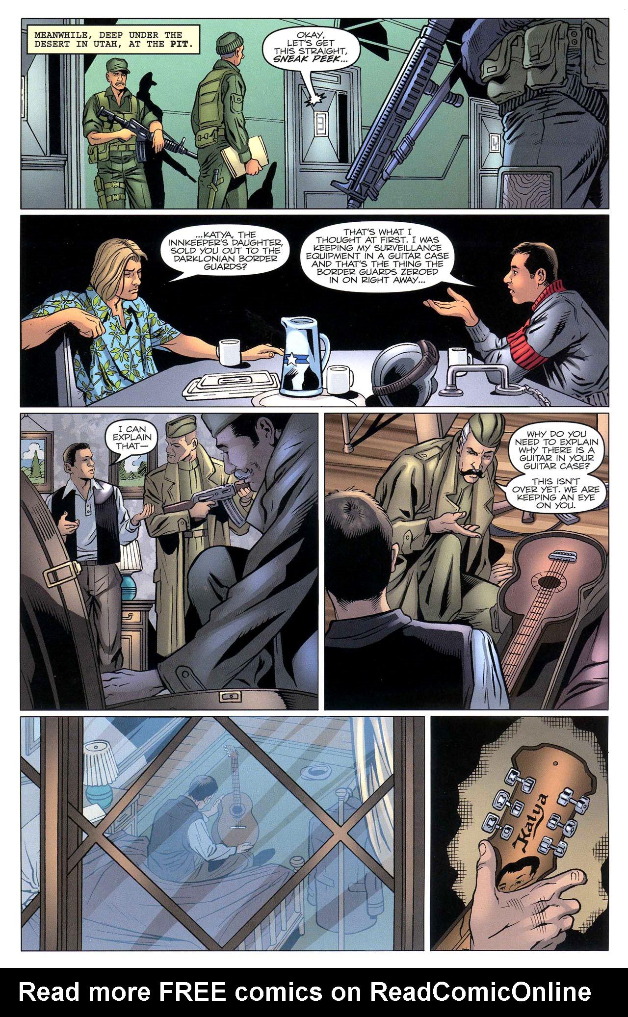 G.I. Joe: A Real American Hero 171 Page 2