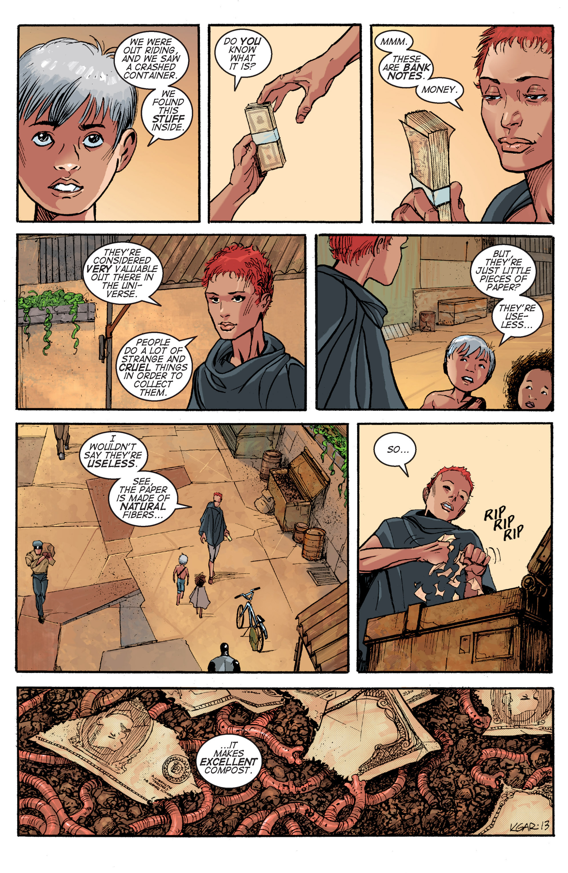 Read online Planetoid comic -  Issue # TPB - 170