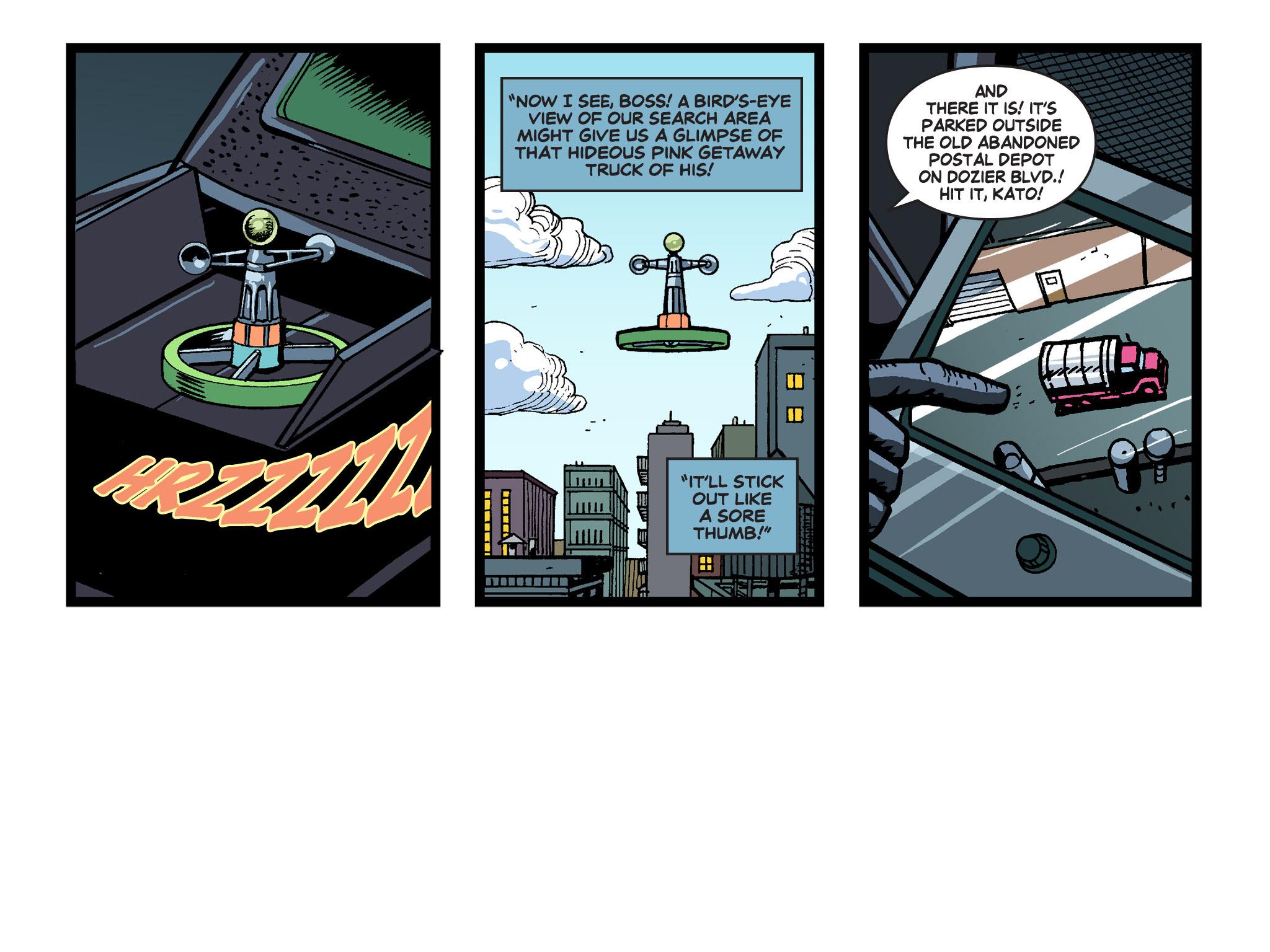 Read online Batman '66 Meets the Green Hornet [II] comic -  Issue #4 - 84