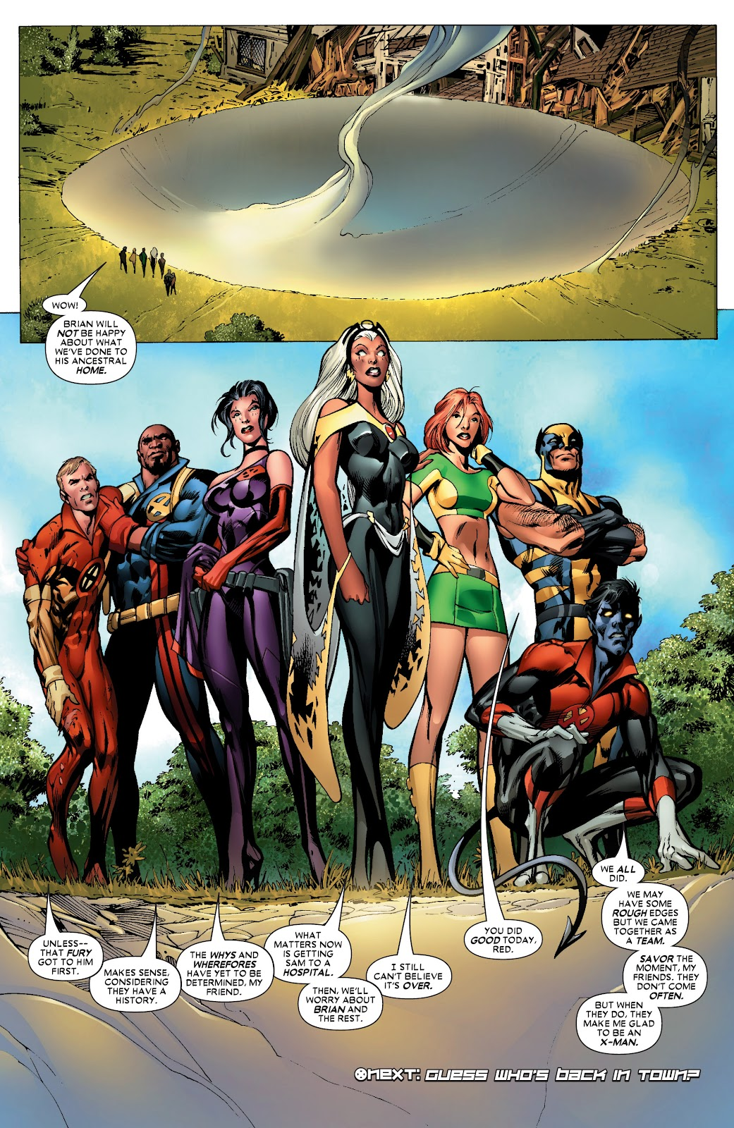 Uncanny X-Men (1963) issue 447 - Page 24