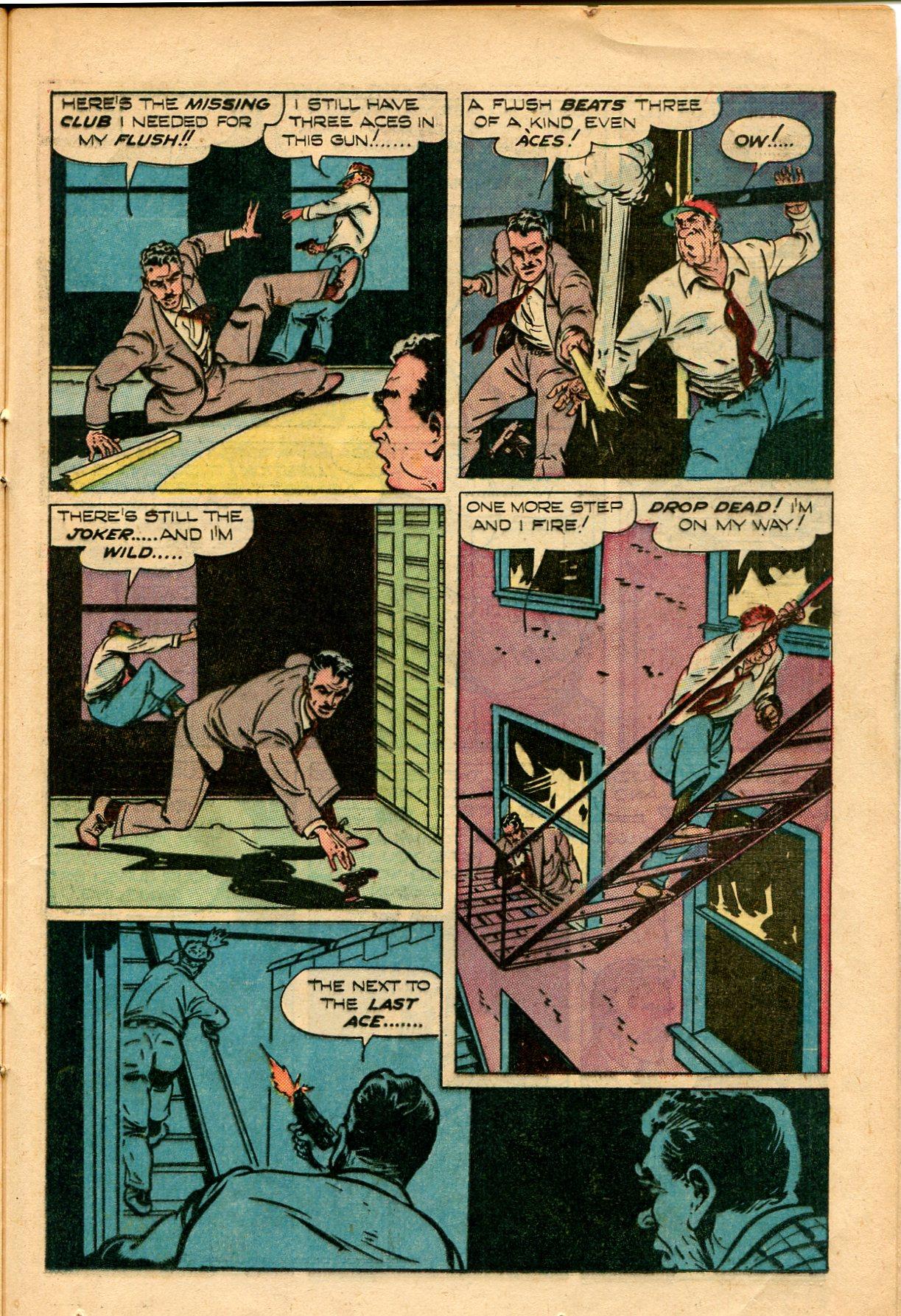 Read online Shadow Comics comic -  Issue #82 - 35