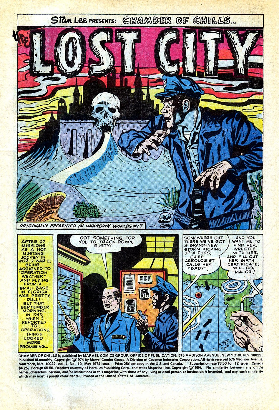 Chamber of Chills (1972) issue 10 - Page 3