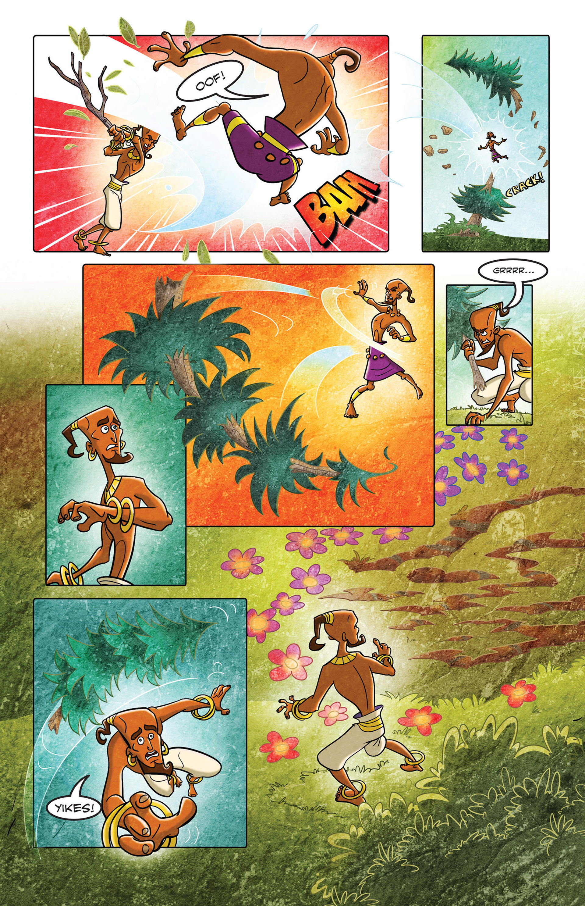 Read online 1001 Nights comic -  Issue #3 - 18