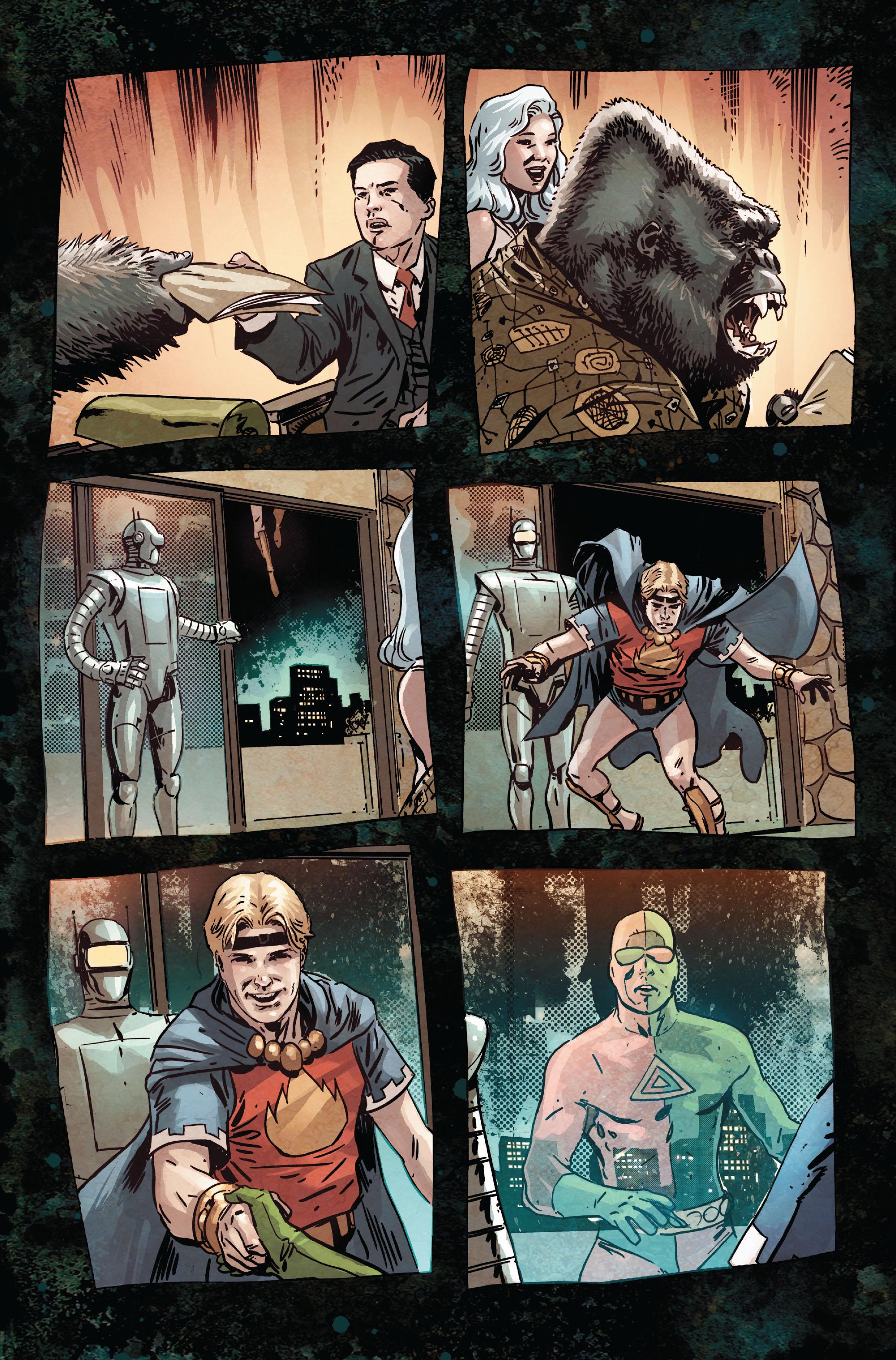 Read online Atlas comic -  Issue #1 - 12