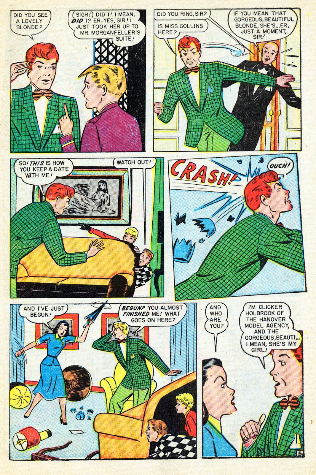 Read online Gay Comics comic -  Issue #35 - 7