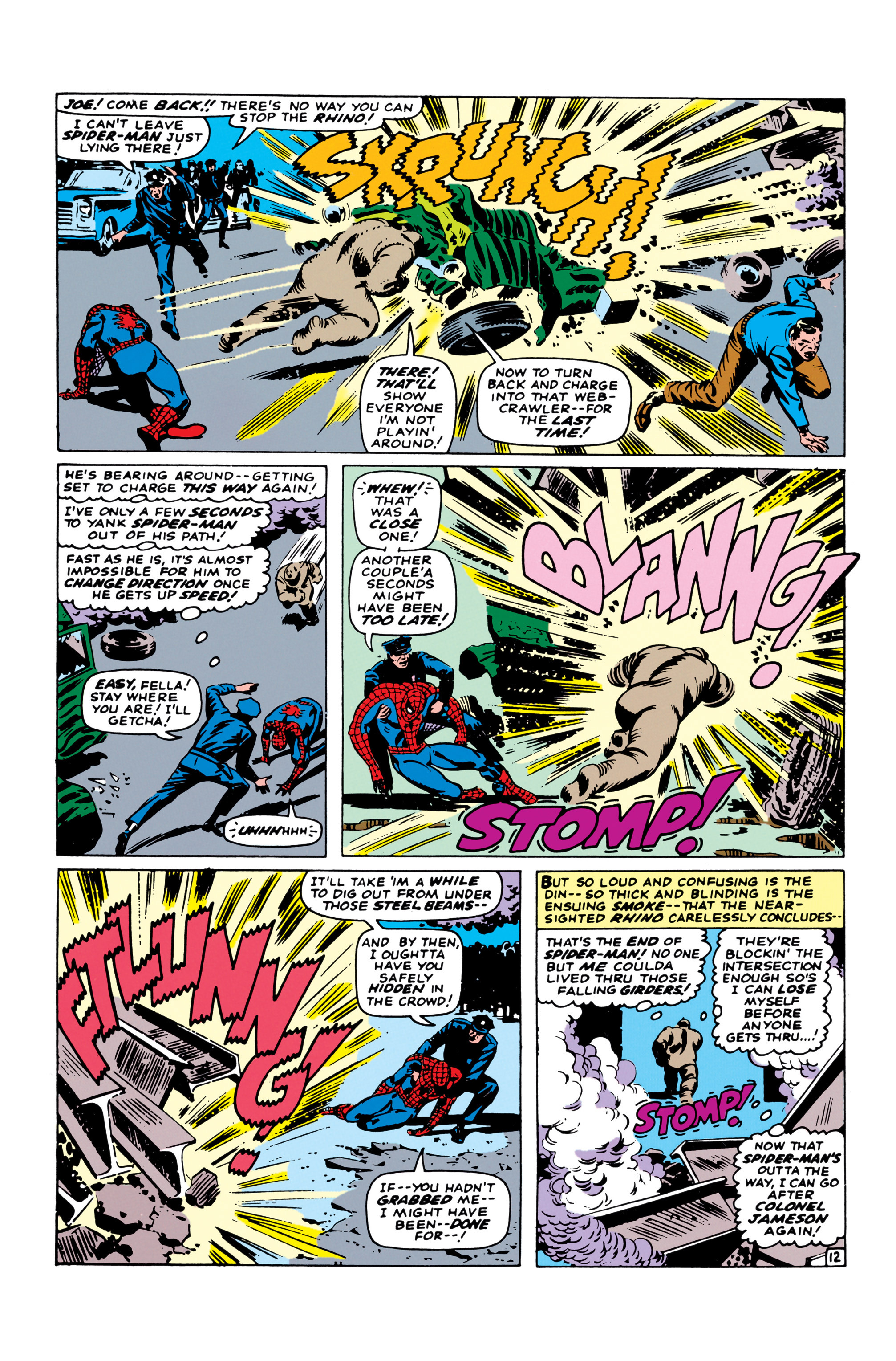 The Amazing Spider-Man (1963) 43 Page 12