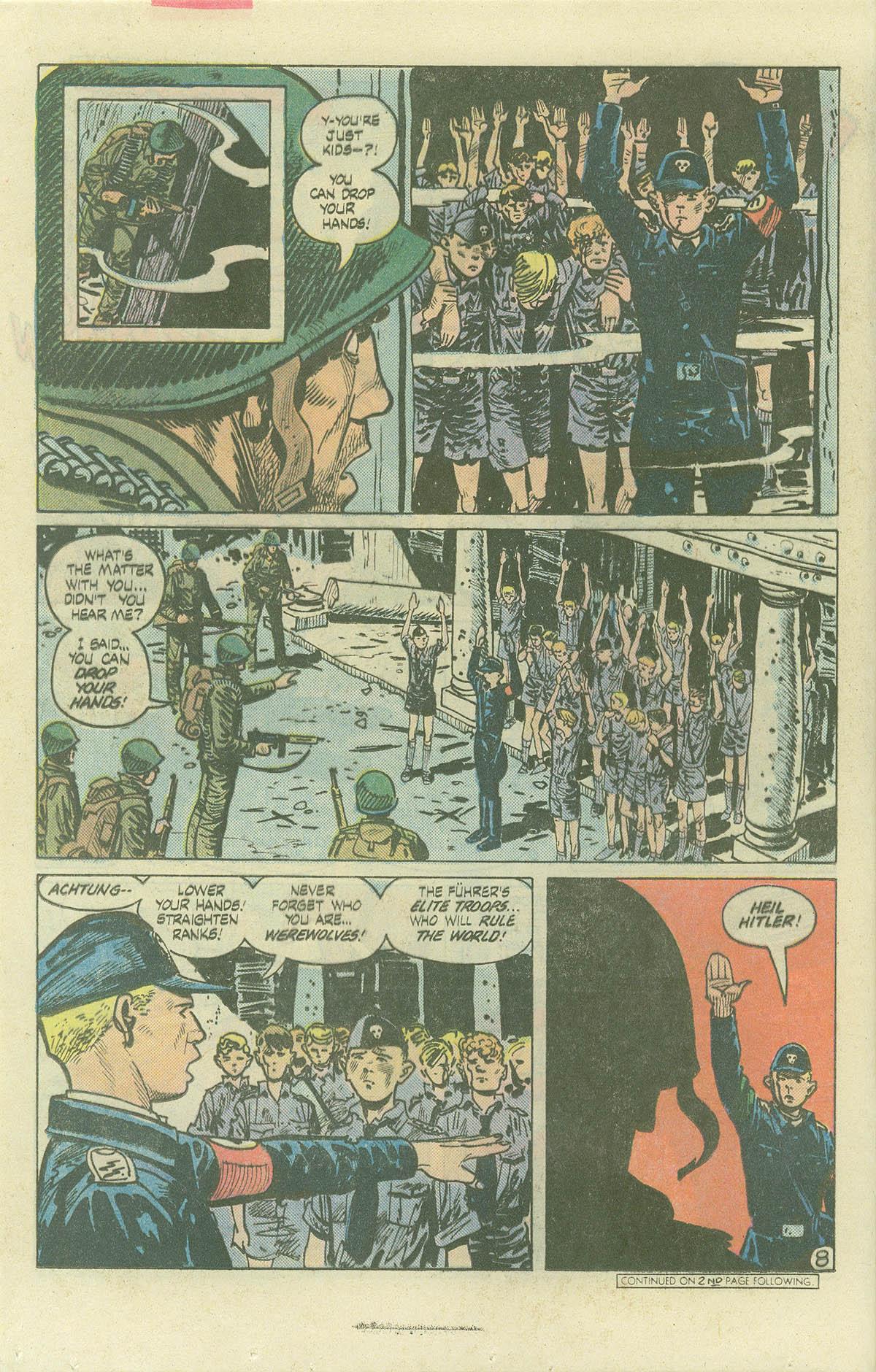 Read online Sgt. Rock comic -  Issue #382 - 11