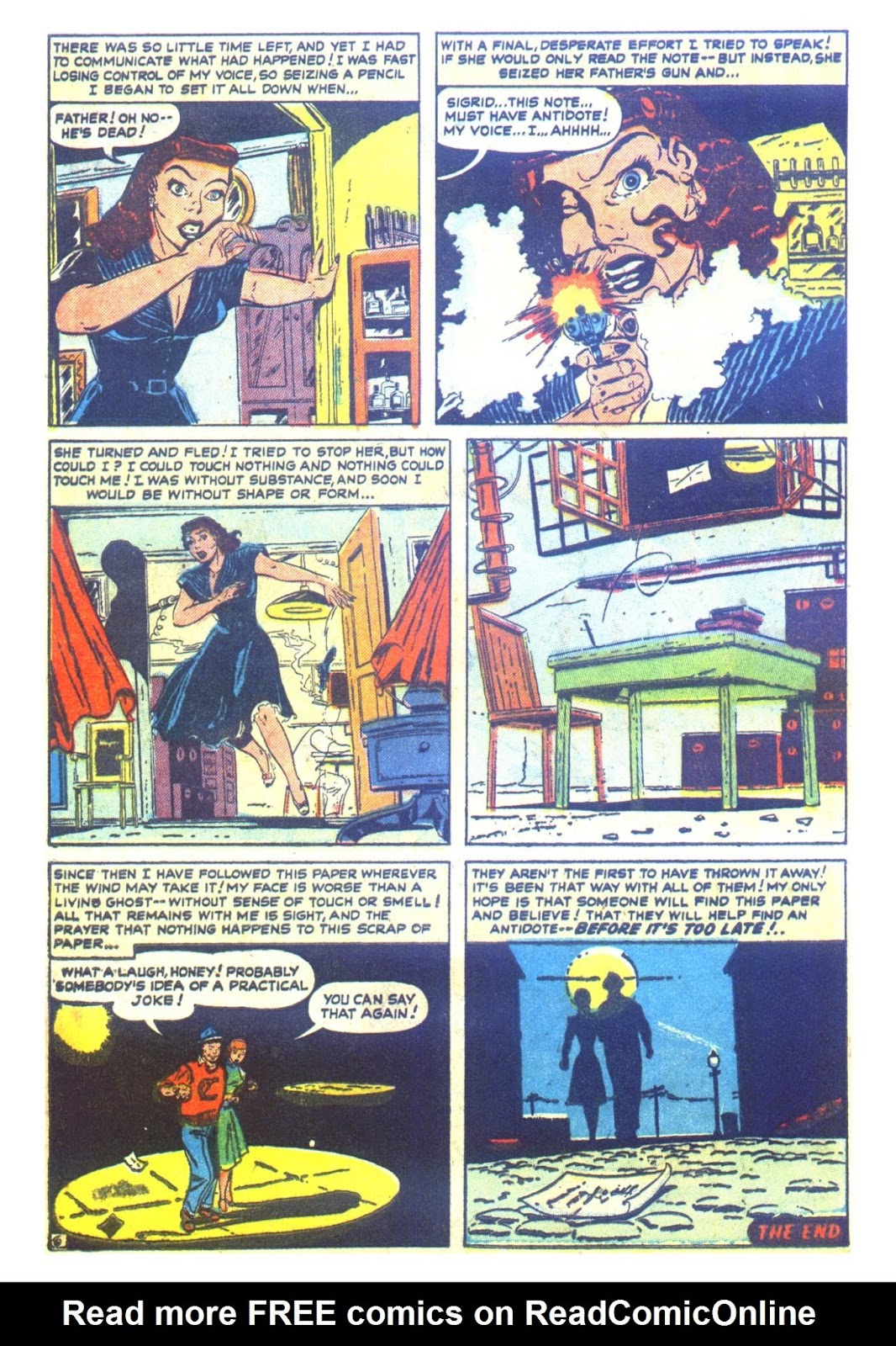 Journey Into Unknown Worlds (1950) issue 37 - Page 8