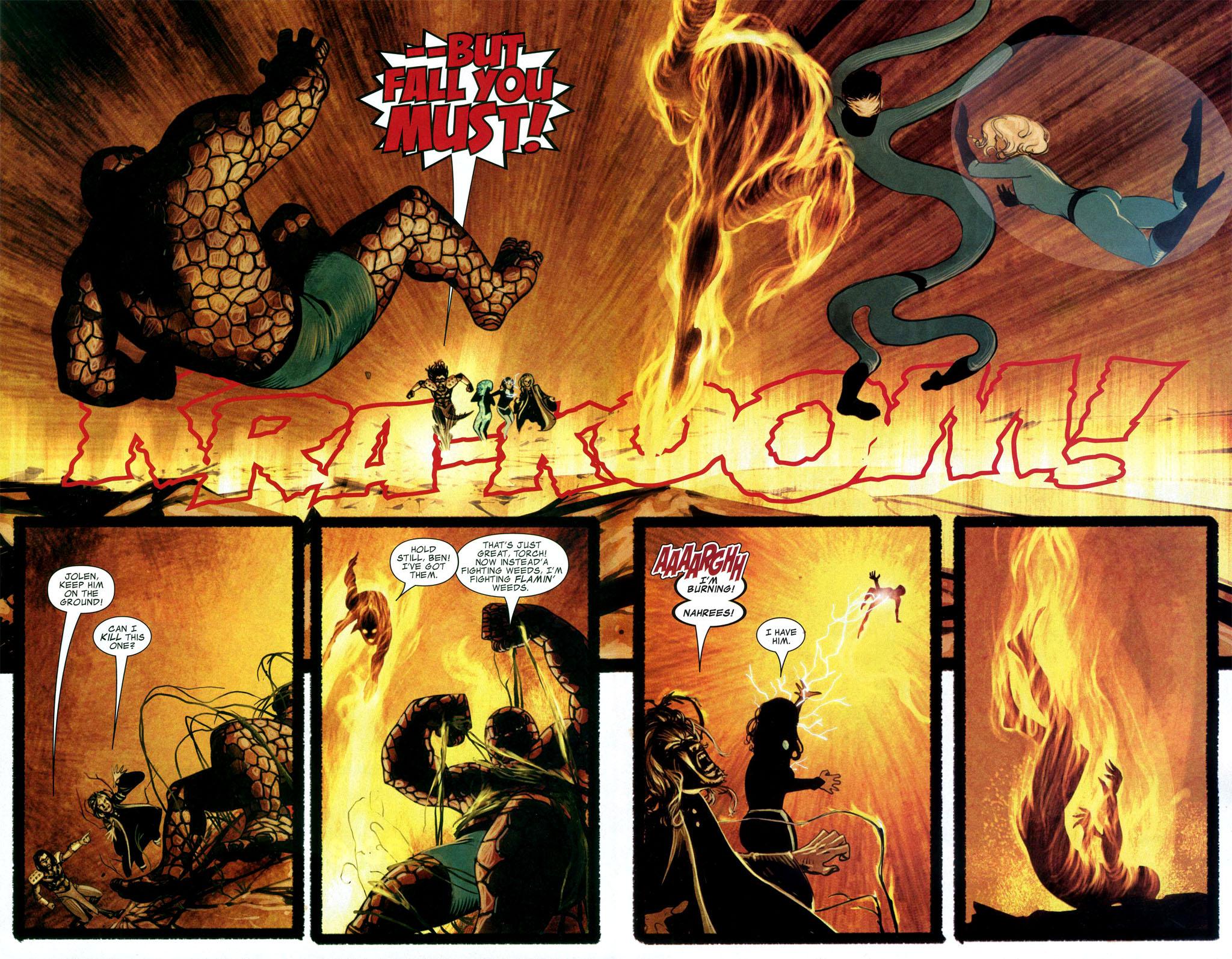 Read online Silent War comic -  Issue #1 - 12