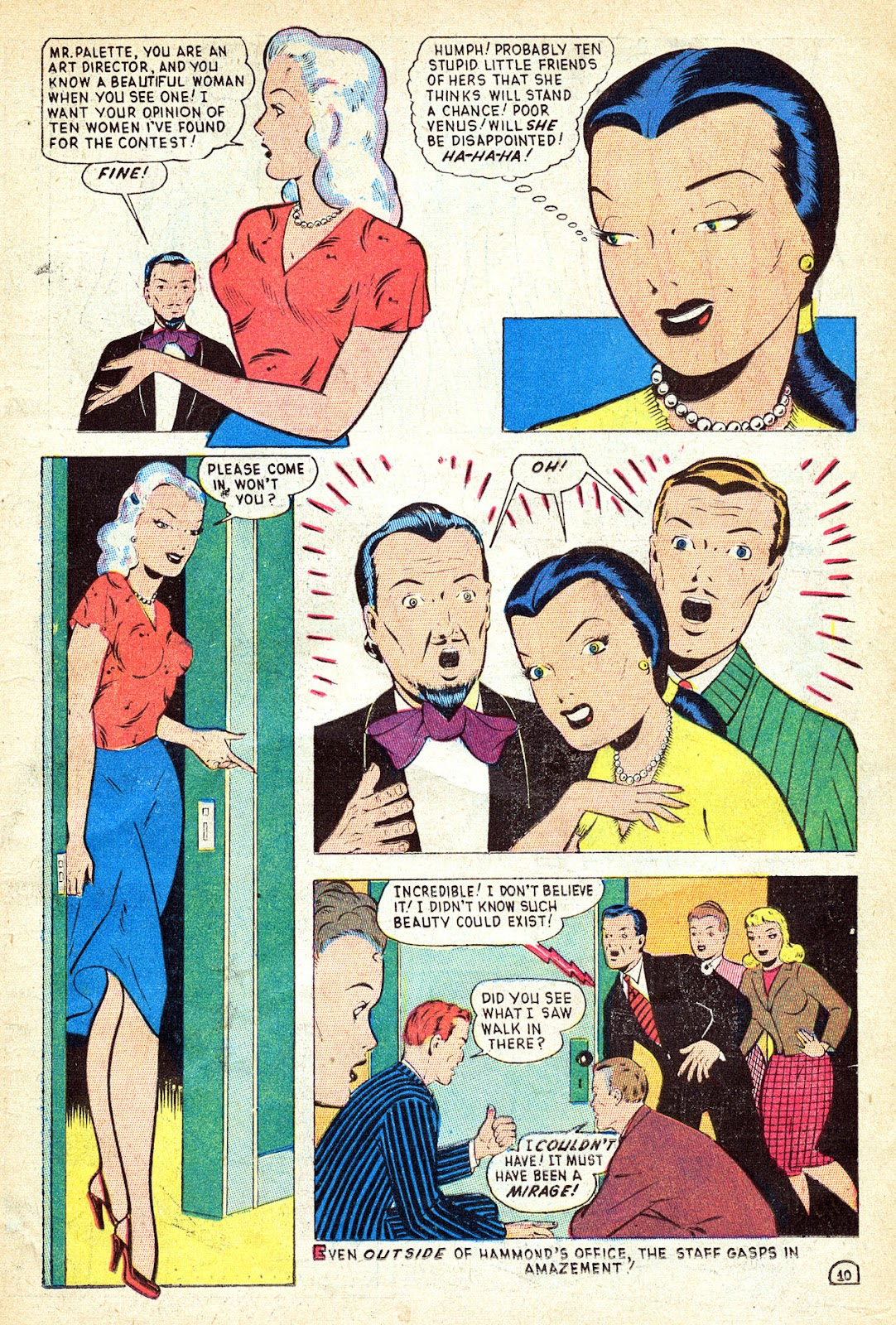 Venus (1948) issue 1 - Page 23