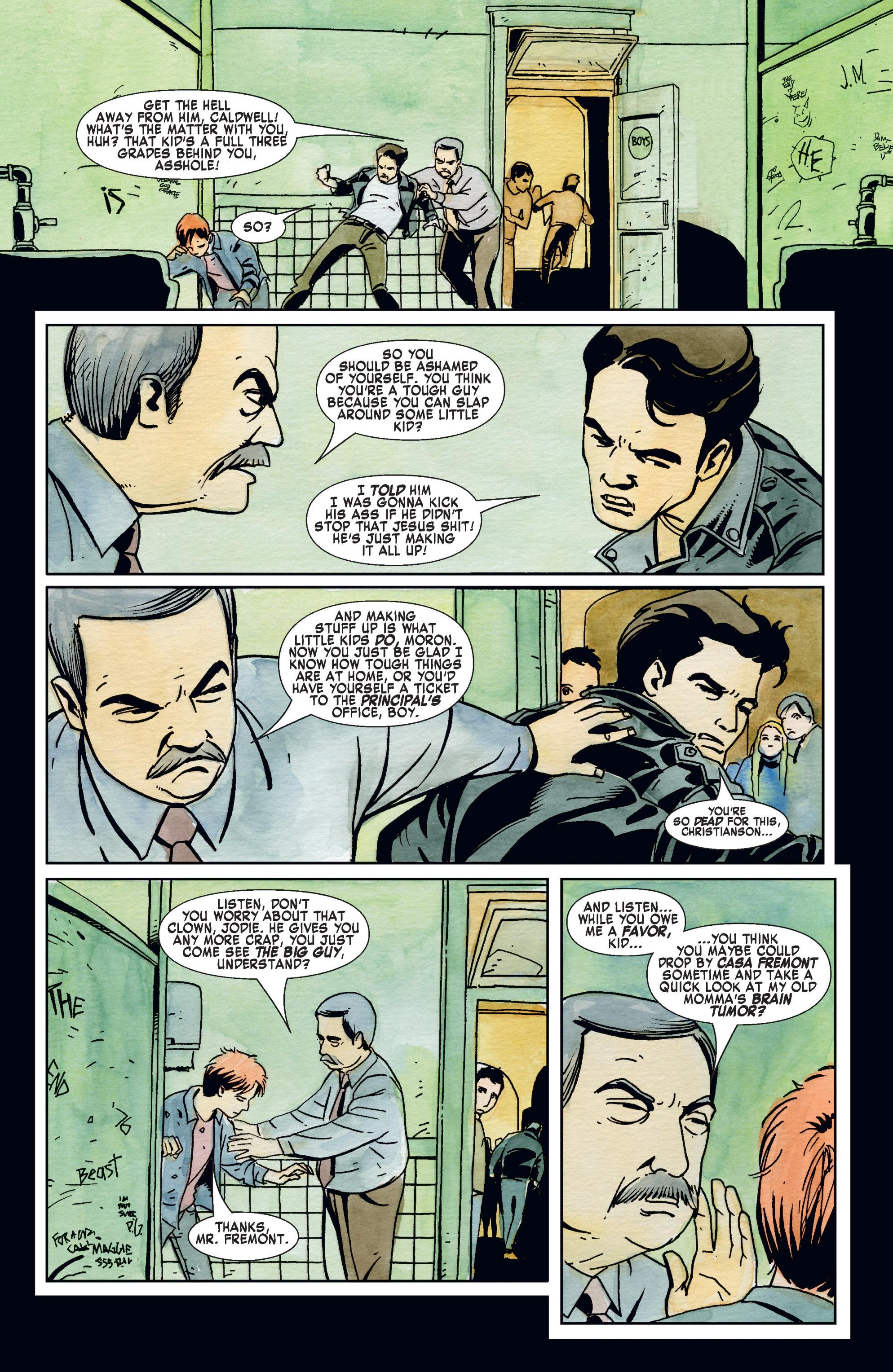 Read online American Jesus comic -  Issue # TPB - 41